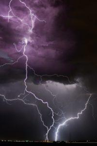 Storms Noosa